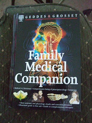 Family Medical Companion: Geddes & Grosset
