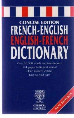 9781855343603: Pocket Reference French/English Dictionary (English and French Edition)