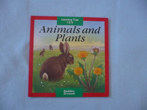 9781855344587: Animals and Plants (Learning Tree 123)