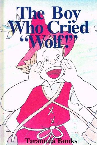 """The Boy Who Cried """" Wolf """": Judy Hamilton,Lindsay Duff"""
