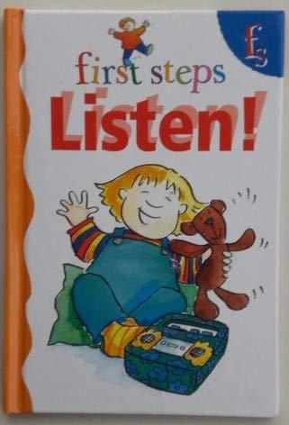Listen! (First steps): Judy Hamilton