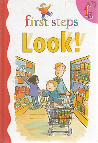 Look! (First steps): Hamilton, Judy