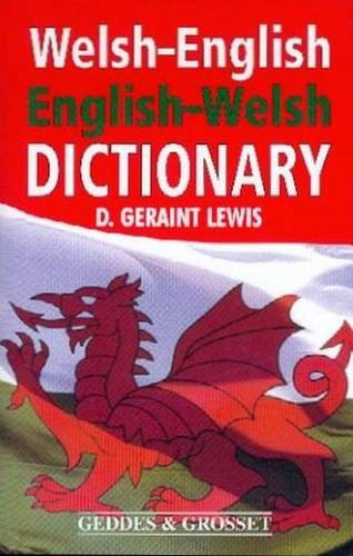 9781855347953: Welsh-English / English-Welsh Dictionary