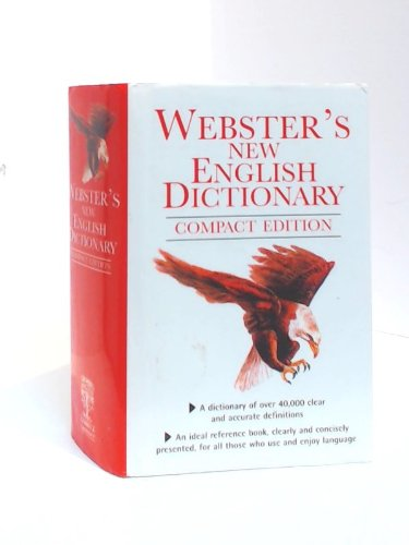Webster's New English Dictionary: Compact Edition: n/a