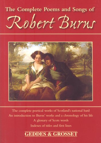 9781855349827: The Complete Poems and Songs of Robert Burns