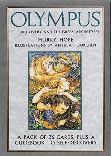 9781855380684: Olympus: Self-Discovery and the Greek Myths/Guidebook and Cards