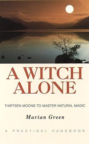 9781855381124: A Witch Alone