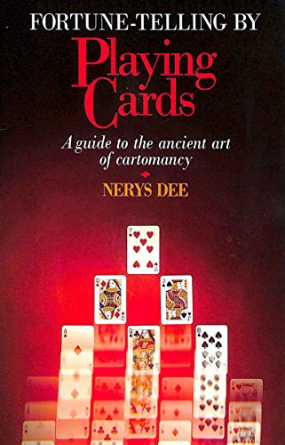 9781855382602: Fortune Telling by Playing Cards: Guide to the Ancient Art of Cartomancy