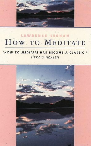 9781855382770: How to Meditate