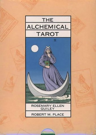 The Alchemical Tarot (boxed set of book: Guiley, Rosemary E.