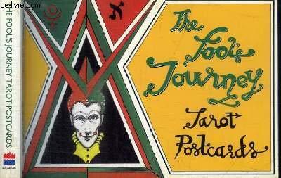 9781855383463: The Fool's Journey Tarot Postcards
