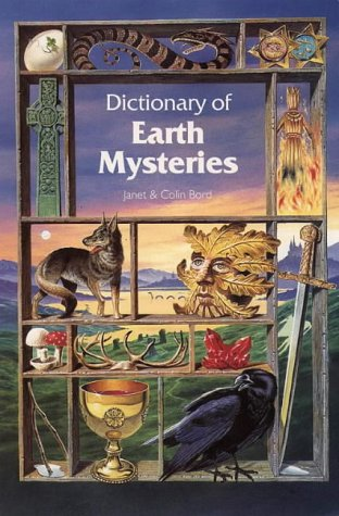 9781855384965: Dictionary of Earth Mysteries