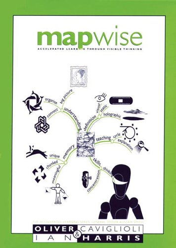 9781855390591: Mapwise: accelerated learning through visible thinking