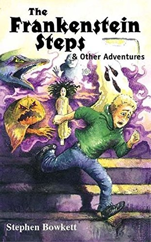 9781855390867: The Frankenstein Steps & other adventures: Double Dare Gang Book 2