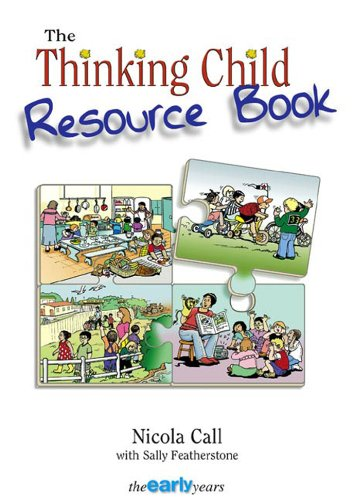 9781855391611: Thinking Child Resource Book (The early years)