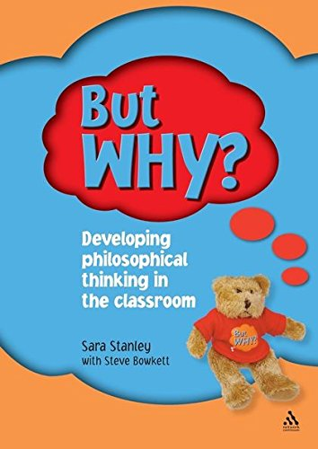 9781855391727: But Why? Teacher's Manual: Developing philosophical thinking in the classroom