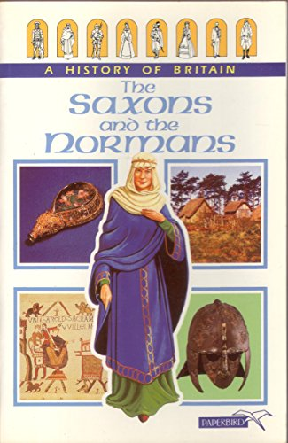 The Saxons and the Normans: Ladybird Books Staff