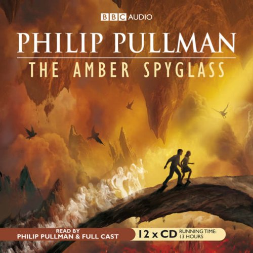 9781855491946: The Amber Spyglass: Complete & Unabridged (Cover to Cover): Film Tie-In, Unabridged