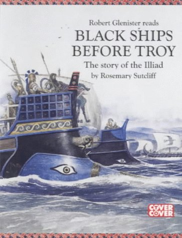 9781855493797: Black Ships Before Troy : The Story of the Illiad