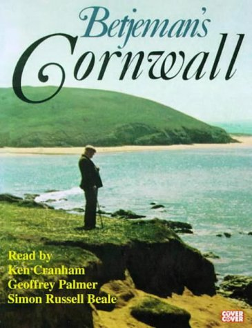 Betjeman's Cornwall: Complete & Unabridged (Cover to Cover) (1855494698) by Betjeman, John