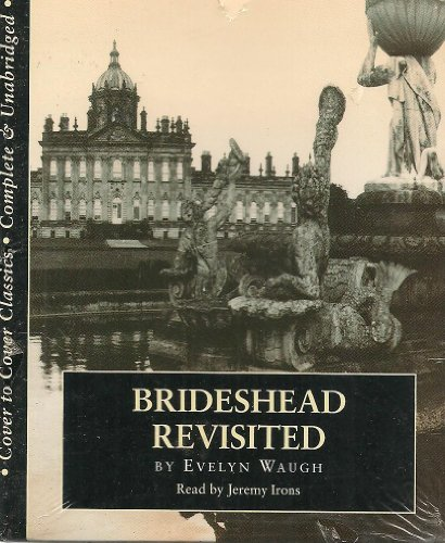 9781855494855: Brideshead Revisited: Complete & Unabridged (Cover to Cover)