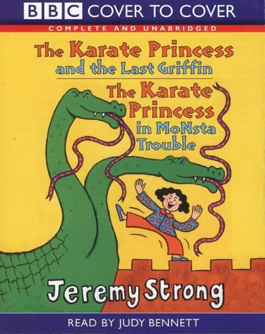 9781855495524: Karate Princess in Monsta Trouble (Cover to Cover)
