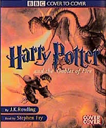 9781855496583: Harry Potter and the Goblet of Fire: Complete & Unabridged Pt.1 (Cover to Cover)
