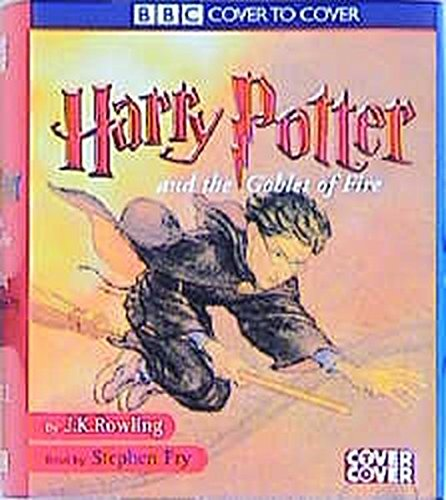 9781855496590: Harry Potter and the Goblet of Fire: Complete & Unabridged Pt.2 (Cover to Cover)
