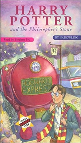 9781855496705: Harry Potter 1 and the Philosophers Stone. 7 CDs: Complete & Unabridged (Cover to Cover)