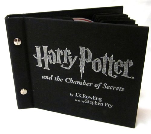 9781855496811: Harry Potter and the Chamber of Secrets (Collector's Edition CD Set) (Volume 2)