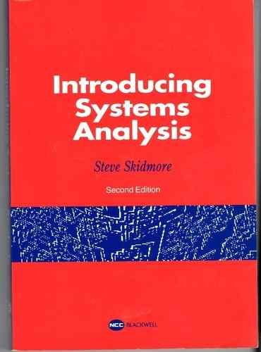 9781855542310: Introducing Systems Analysis