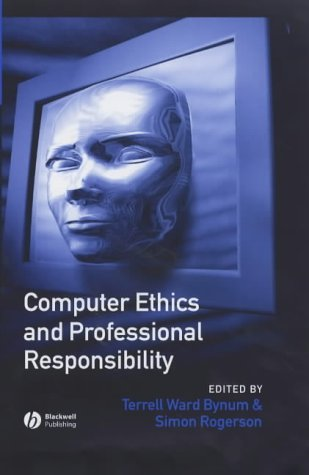 9781855548442: Computer Ethics and Professional Responsibility