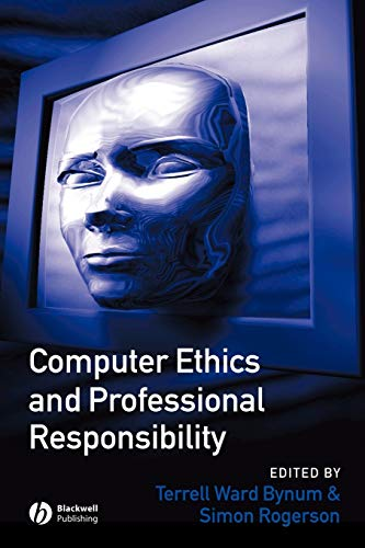 9781855548459: Computer Ethics and Professional Responsibility