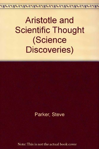 9781855612327: Aristotle and Scientific Thought (Science Discoveries)