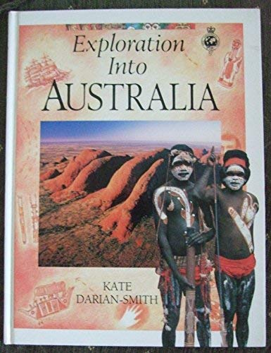 9781855613621: Exploration into Australia