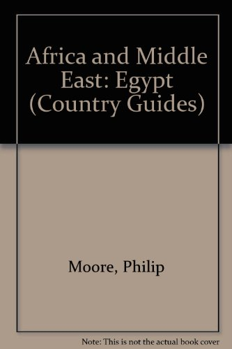Egypt : investment and growth: Moore, Phillip