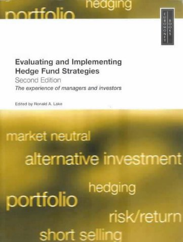 9781855646605: Evaluating and Implementing Hedge Fund Strategies
