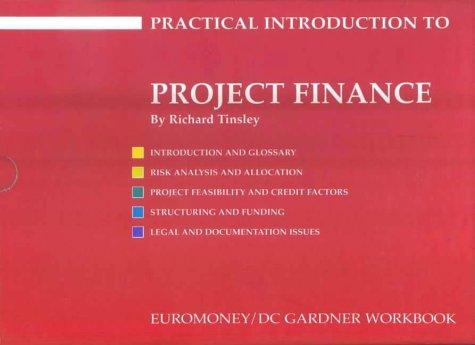 9781855648449: Project Finance (Self Study Workbook)