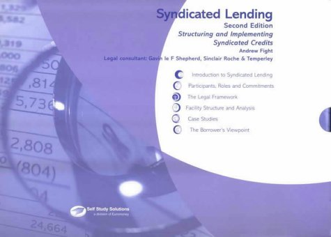 9781855648890: Syndicated Lending,(Self Study Workbook)