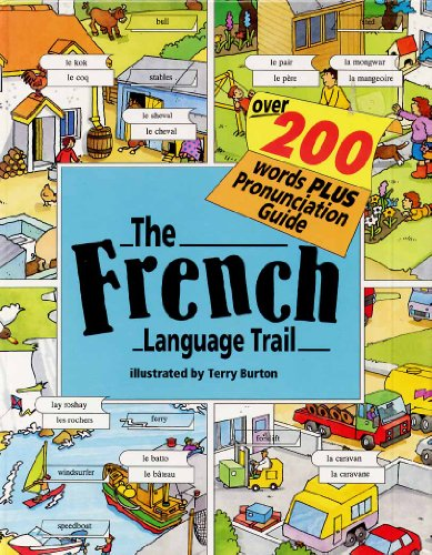 9781855650299: French Language Trail