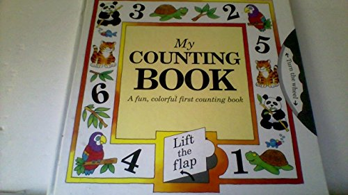 My Counting Book; lift-the-flap: Faulkner, Keith, Johnson,