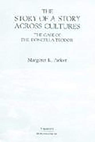 9781855660380: The Story of a Story Across Cultures: The Case of the 'Doncella Teodor' (Monografías A)