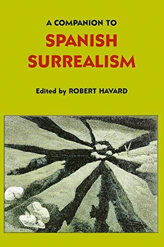 A Companion to Spanish Surrealism (Monografías A)