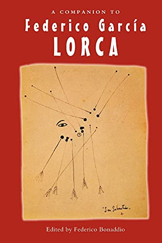 A Companion to Federico García Lorca (Monografías A)