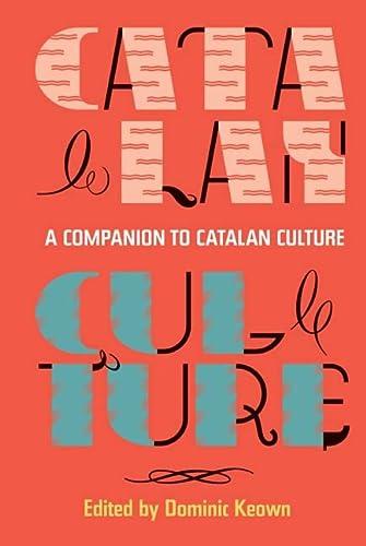 9781855662278: A Companion to Catalan Culture (Monografías A)