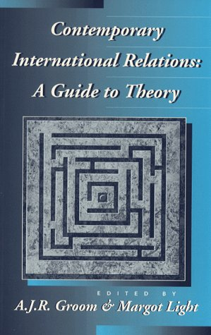 9781855671287: Contemporary International Relations: A Guide to Theory