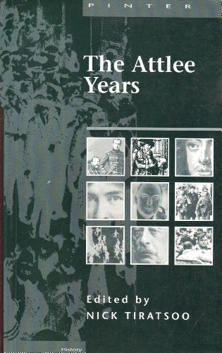 9781855671805: The Attlee Years