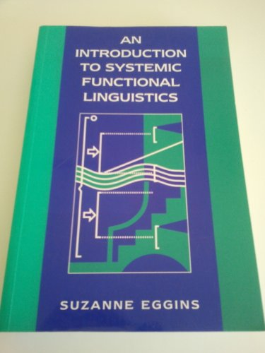 9781855672093: An Introduction to Systemic Functional Linguistics