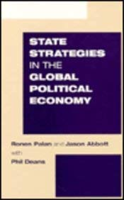 9781855673427: State Strategies in the Global Political Economy
