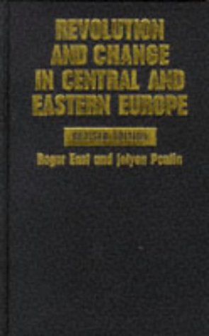 9781855673601: Revolution and Change in Central and Eastern Europe